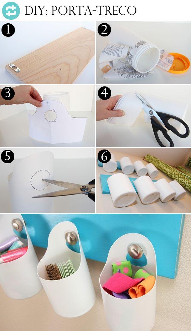 plastic bottle craft storage - Google zoeken