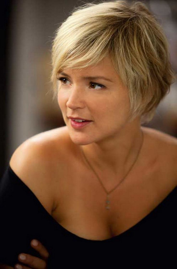 Short Haircuts For Thin Hair Over 50 Hairstyles