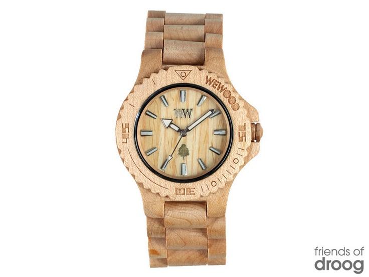 Fratelli Diversi, Wooden watch