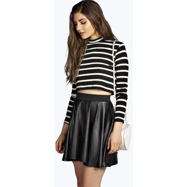 Πάνω από 25 κορυφαίες ιδέες για Leather midi skirt στο Pinterest ...
