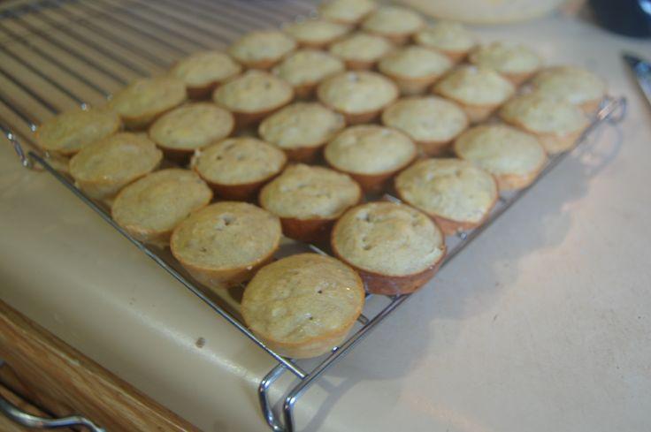 Banana Coconut Flour Muffins | Allergen Free Baking | Pinterest