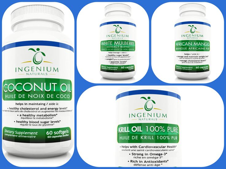 All-natural supplements by Ingenium Naturals
