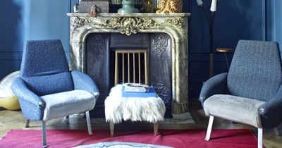 Дом дизайнера Марьям Мадави, расположенный в пригороде Брюсселя, напоминает закулисье театра варьете. Яркие комнаты наполнены экстравагантными декорациями и загадочными вещами.