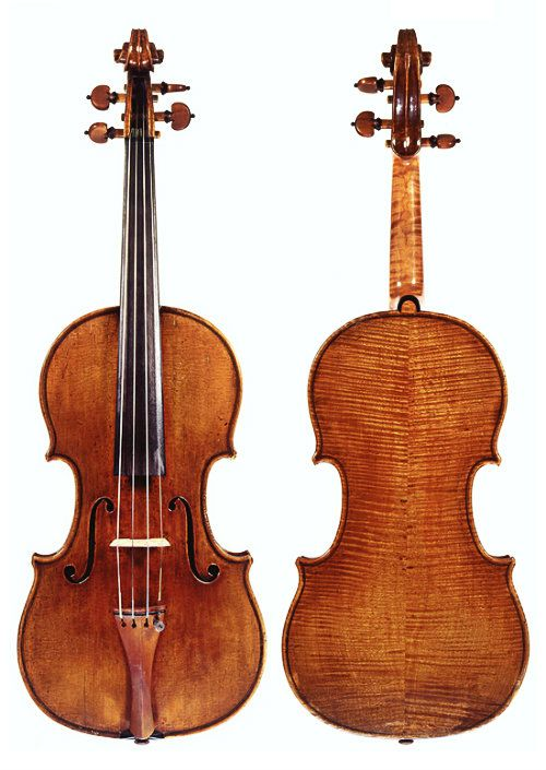Antonio Stradivari (1644-1737) - *Barrere* - Cremona (1727) #stradivari #barrere #violin love late period strad sound. This one might have franciscos work on it though