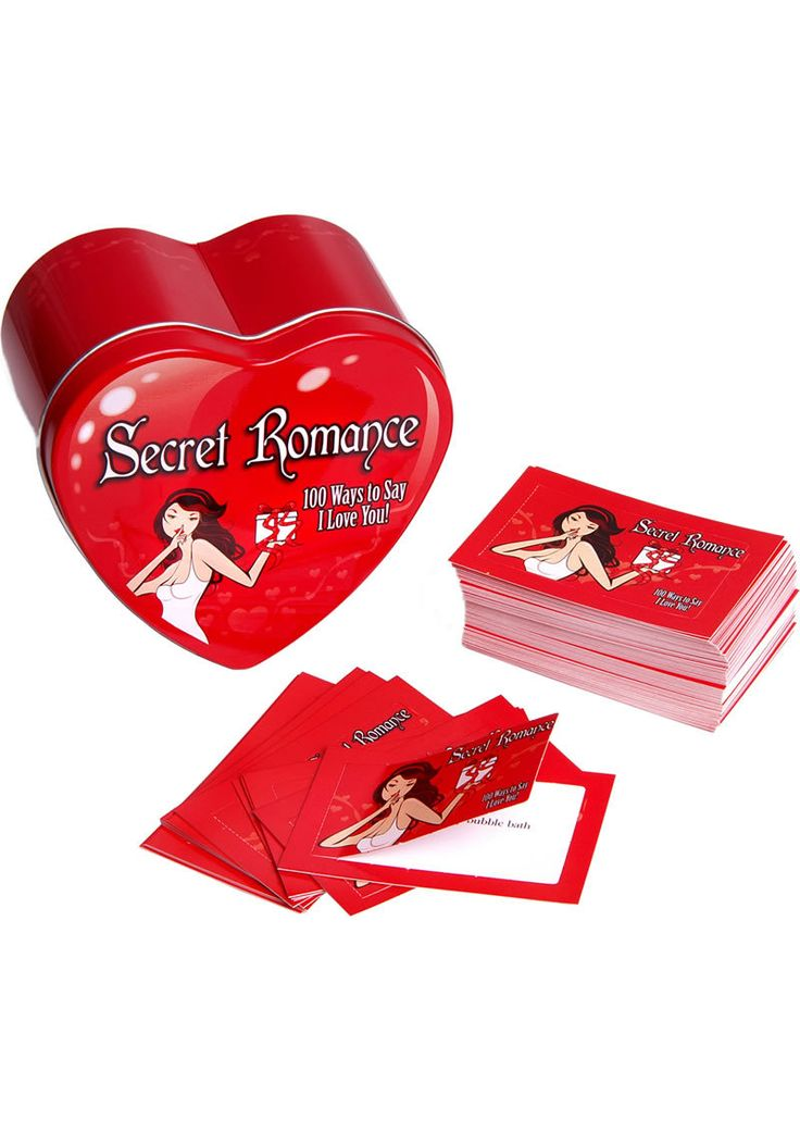 Buy Secret Romance Card Game online cheap. SALE! $12.49