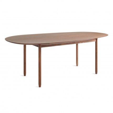 Swole Dining Table - Walnut