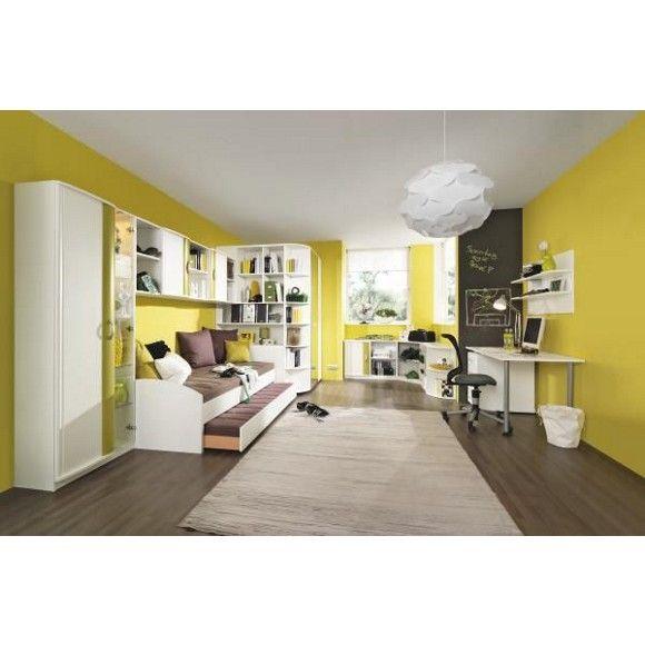 110 besten kinder und jugendzimmer bilder auf pinterest. Black Bedroom Furniture Sets. Home Design Ideas