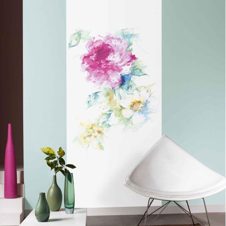72 best images about murals i like on pinterest autumn - Gris et parme ...