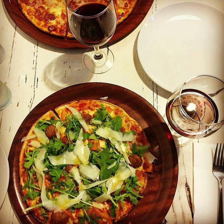 @Regrann from @sydneyaly - Friday nights with @anchorestaurant ❤️ - #regrann