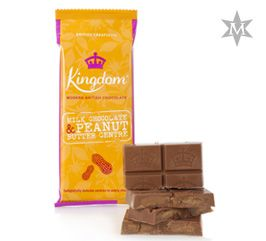 Tableta de Ciocolata Chocolate and Peanut Butter #montezumas #monkeybars #ciocolata #untarahide #dulciuri #cadouri #ideicadouri