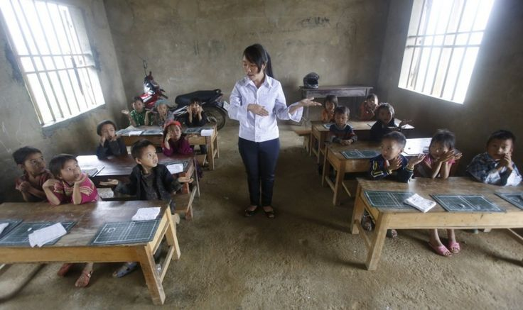 How classrooms look around the world — in 15 amazing photographs - The Washington Post