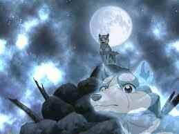 Ginga Densetsu Weed moon shimmer