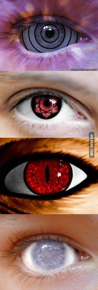 Naruto fans: which one would you choose?