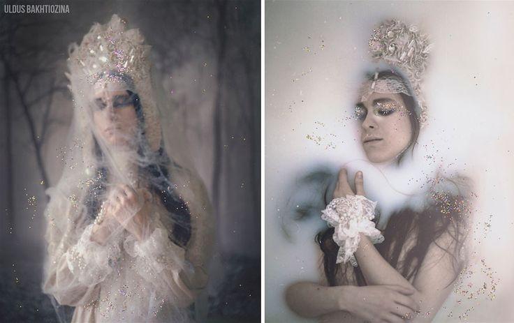 Uldus Bakhtiozina - White Swan and Milky Rivers