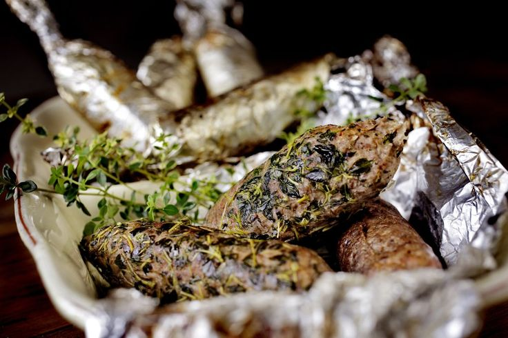 Søndagsmiddag - grill
