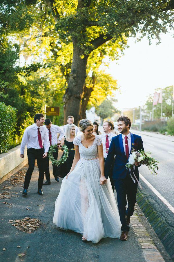 Dove grey tulle wedding dress with lace details.  MELISSA - Dress by Janita Toerien - Photo by Hello Rademan - www.janitatoerien.co.za (1).jpg