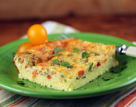And Cheese Breakfast Casserole With Smoked Salmon And Leeks Recipes ...