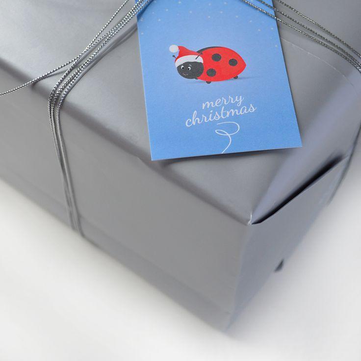 Magical Christmas Gift Tags