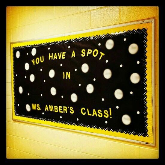 The Learning Teacher: Polka-Dot Classroom Theme!