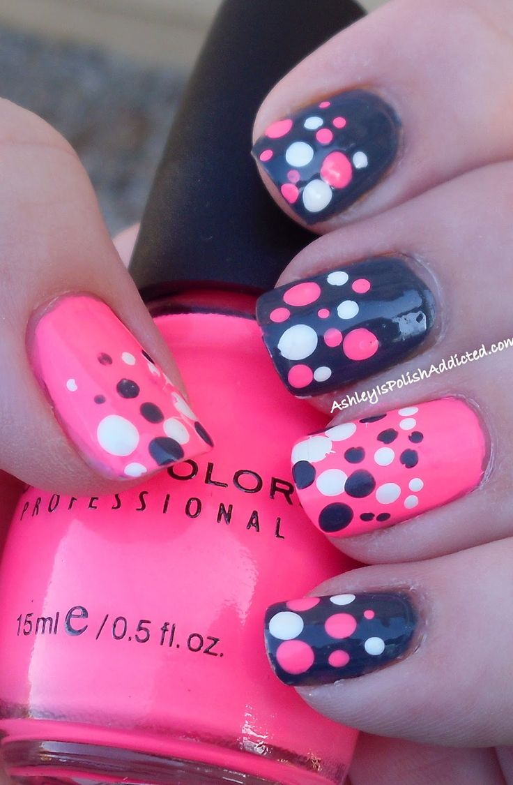 Ashley is PolishAddicted: 13 Days of January Nail Art Challenge - Recreate One of Your Old Manis