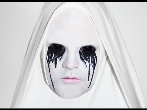 White Nun - American Horror Story Asylum - Makeup Tutorial! - YouTube. It would be so cool if you did this haha