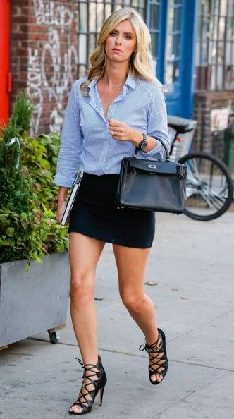 Nicky Hilton Photos: Nicky Hilton Spotted Out And About In NYC