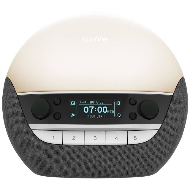 Missing Sleep: Lumie launch premium bodyclock LUXE 700