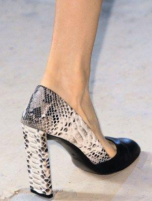 Damir Doma | Paris Fashion Week / Semana de la Moda de Paris | Spring-Summer 2014 | Primavera-Verano 2014 | Shoes / Calzado