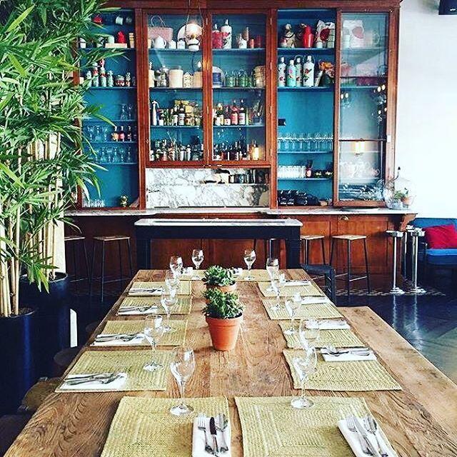 Bambou Restaurant Thai 23 Rue Des Jeuneurs 75002 Paris Closed En Sunday Le Chubste Restaurant Thailandais Paris Restaurant Thailandais Restaurant Paris