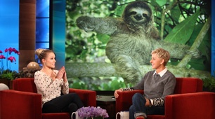 If you EVER need cheering up, just watch Kristen Bell's sloth meltdown. It legit never gets old. But really!