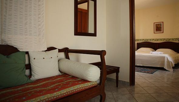 Our Studios and Apartments at Irides in Aegina Greece