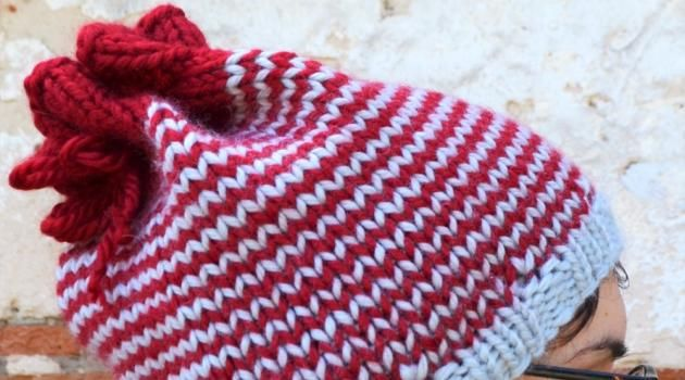 [DIY] Un bonnet/snood adulte & un snood enfant pour #knitforthem