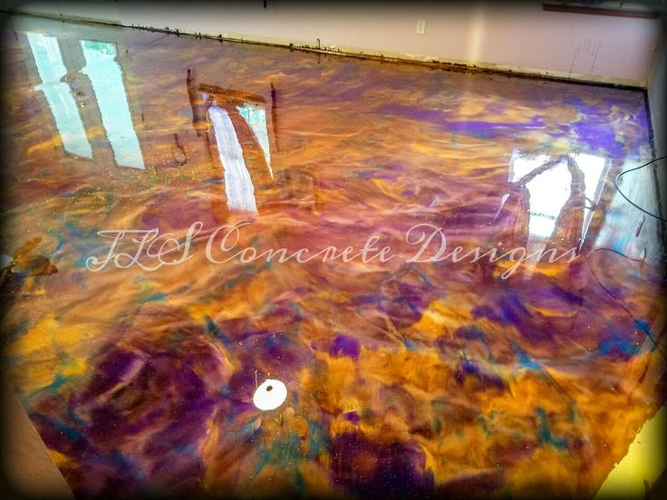 672 Best Images About Epoxy Flooring On Pinterest