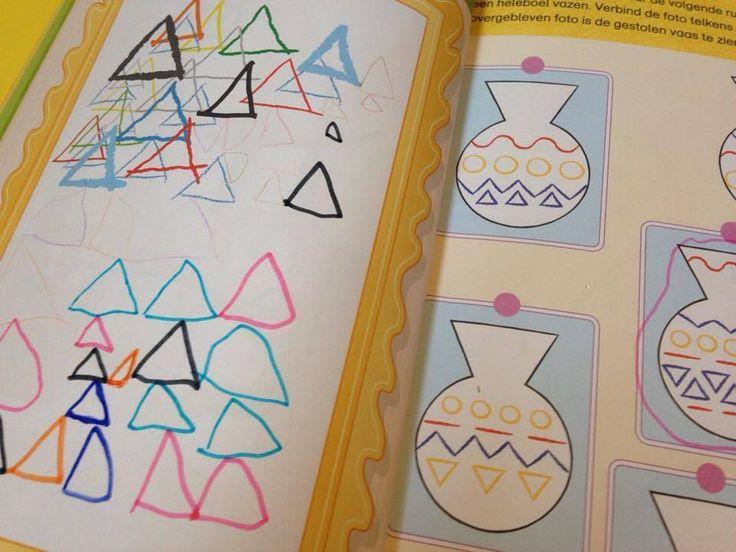 Stabilo Oefenboekjes Schrijfmotoriek kunnen kinderen in de onderbouw van de basisschool ondersteunen bij het schrijfproces. Recensie.