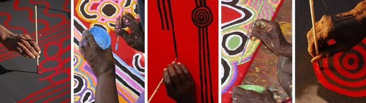 Great Aboriginal painters