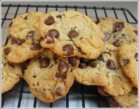 Best Ever Chocolate Chip Cookies from Martha Stewart