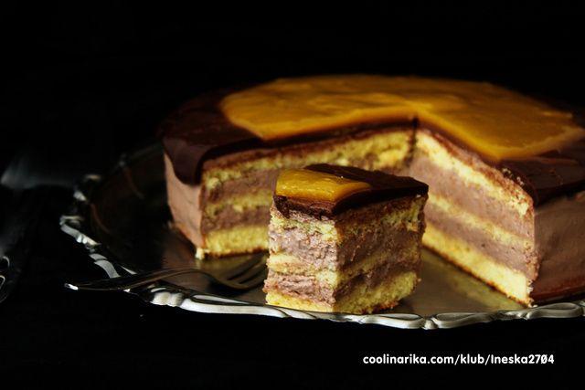 Lino Jaffa Cake — Coolinarika
