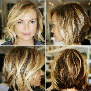 cortes de pelo delicioso para ella