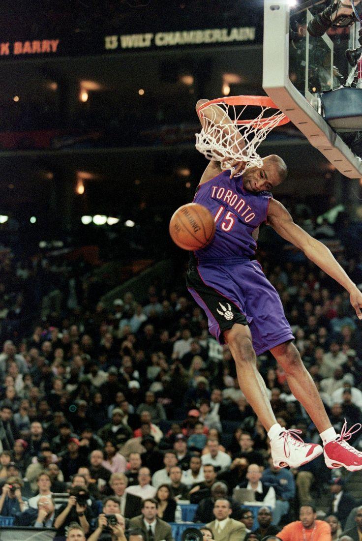 Vinsanity! Quatro minutos de cravadas insanas de Vince Carter pelos Raptors #sportv