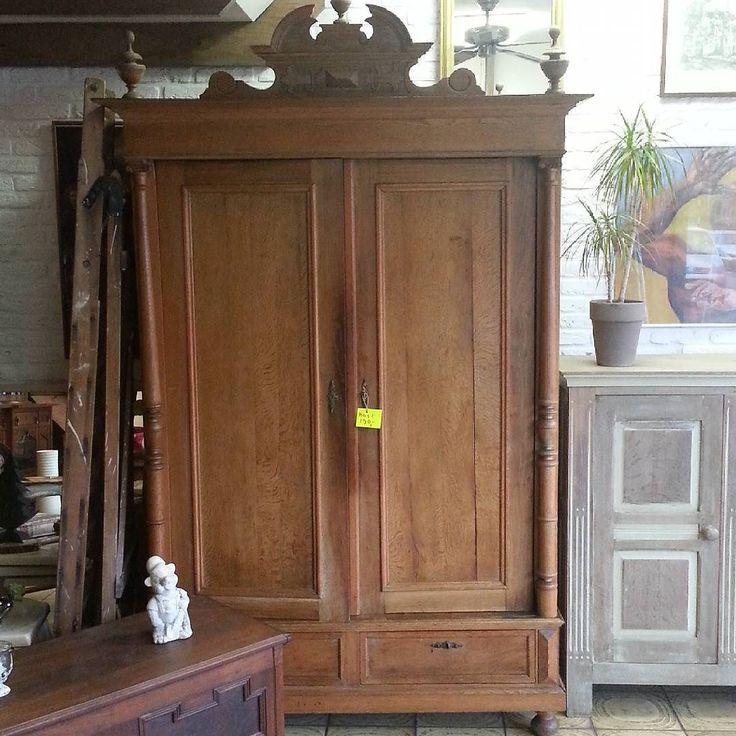 antieke woonkamer kast more press closet antieke woonkamer kast from ...
