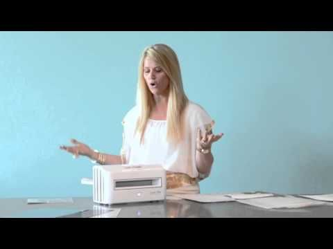 ▶ Teresa Collins Cut' n' Boss by Craftwell - YouTube