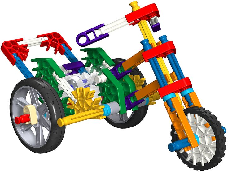 K'NEX User Group - K'NEX Forces, Energy and Motion set