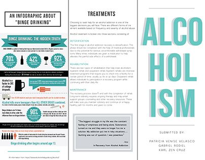 "Check out new work on my @Behance portfolio: """"Alcoholism"" Brochure"" http://be.net/gallery/55372307/Alcoholism-Brochure"