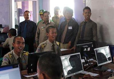 Server UNBK 2017 Indramayu