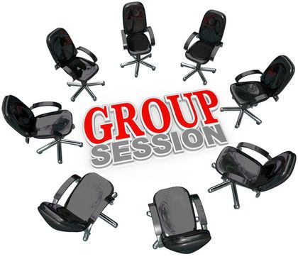 Self-help groups - therapy, adults, person, people, brain, women ...