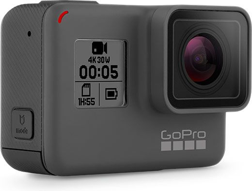 La Hero5 Black est une caméra embarquée capable de filmer en 4K