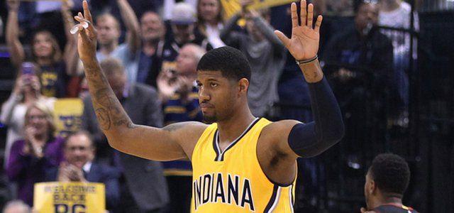 NBA - basket - Paul George - Indiana Pacers