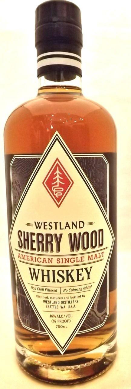 Westland Sherry Wood - The Whisky Shop