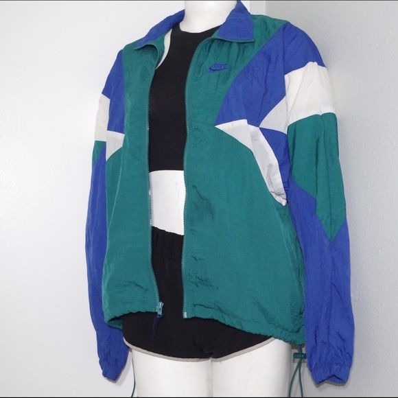 1000  ideas about Vintage Nike Jacket on Pinterest | Vintage