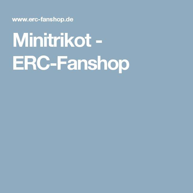 Minitrikot - ERC-Fanshop